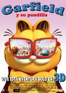 Garfield's Pet Force - Spanish Movie Poster (xs thumbnail)
