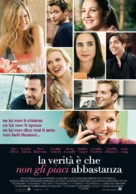 He's Just Not That Into You - Italian Movie Poster (xs thumbnail)