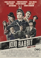 Jojo Rabbit - Norwegian Movie Poster (xs thumbnail)