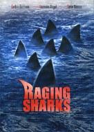 Raging Sharks - DVD cover (xs thumbnail)