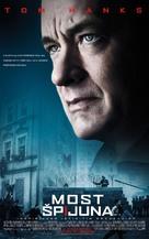 Bridge of Spies - Serbian Movie Poster (xs thumbnail)