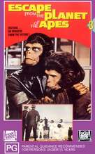 Escape from the Planet of the Apes - Australian Movie Cover (xs thumbnail)