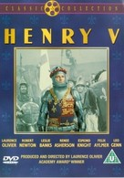 Henry V - British DVD movie cover (xs thumbnail)