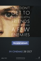 The Social Network - Singaporean Movie Poster (xs thumbnail)