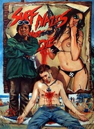 Surf Nazis Must Die - DVD movie cover (xs thumbnail)