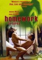 La tarea - DVD cover (xs thumbnail)