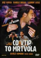Rire et châtiment - Czech DVD cover (xs thumbnail)