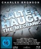 The Mechanic - German Blu-Ray movie cover (xs thumbnail)