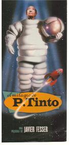 Milagro de P. Tinto, El - Spanish poster (xs thumbnail)