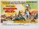 Custer of the West - British Theatrical poster (xs thumbnail)