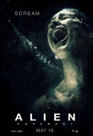 Alien: Covenant - Movie Poster (xs thumbnail)