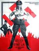 Ilsa: She Wolf of the SS - French Movie Poster (xs thumbnail)