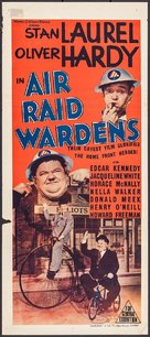 Air Raid Wardens - Australian Movie Poster (xs thumbnail)