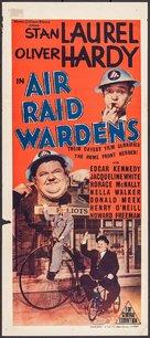Air Raid Wardens - Australian Movie Poster (xs thumbnail)