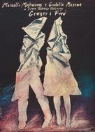 Ginger e Fred - Polish Movie Poster (xs thumbnail)