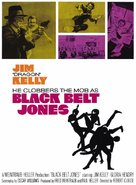 Black Belt Jones - Movie Poster (xs thumbnail)