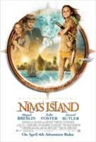 Nim's Island - Theatrical movie poster (xs thumbnail)