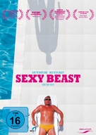 Sexy Beast - German Movie Cover (xs thumbnail)