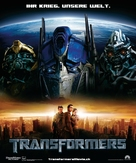Transformers - Swiss poster (xs thumbnail)