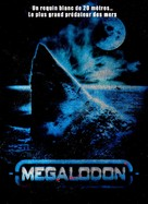 Megalodon - French Movie Cover (xs thumbnail)