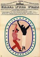 Onkel Toms Hütte - Polish Movie Poster (xs thumbnail)