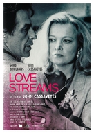 Love Streams - French Re-release poster (xs thumbnail)