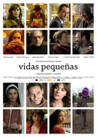 Vidas pequeñas - Spanish Movie Poster (xs thumbnail)