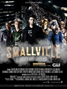 Smallville: Absolute Justice - Movie Poster (xs thumbnail)