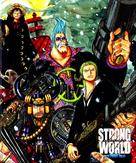 One Piece Film: Strong World - Japanese Movie Cover (xs thumbnail)