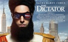 The Dictator - British Movie Poster (xs thumbnail)