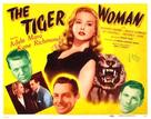 The Tiger Woman - Movie Poster (xs thumbnail)