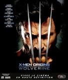 X-Men Origins: Wolverine - French Movie Cover (xs thumbnail)
