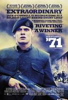 '71 - Movie Poster (xs thumbnail)