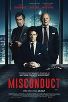 Misconduct - British Movie Poster (xs thumbnail)