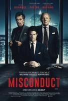 Misconduct - British Movie Poster (xs thumbnail)