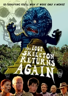 The Lost Skeleton Returns Again - Movie Cover (xs thumbnail)