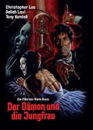 La frusta e il corpo - German Movie Cover (xs thumbnail)
