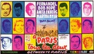 Paris Holiday - Belgian Movie Poster (xs thumbnail)