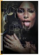 Dillinger è morto - DVD cover (xs thumbnail)