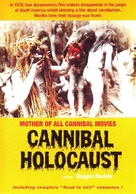 Cannibal Holocaust - Dutch Movie Poster (xs thumbnail)