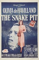 The Snake Pit - Re-release movie poster (xs thumbnail)