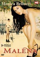 Malèna - Polish DVD movie cover (xs thumbnail)