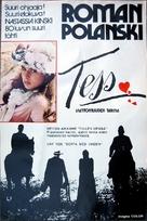 Tess - Finnish Movie Poster (xs thumbnail)