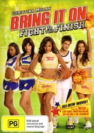 Bring It On: Fight to the Finish - Australian Movie Cover (xs thumbnail)