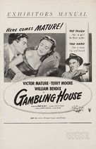 Gambling House - poster (xs thumbnail)