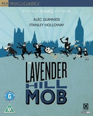 The Lavender Hill Mob - British Blu-Ray movie cover (xs thumbnail)
