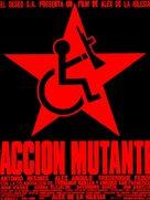 Acción mutante - French poster (xs thumbnail)