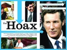 The Hoax - British Movie Poster (xs thumbnail)