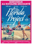 The Florida Project - French Movie Poster (xs thumbnail)