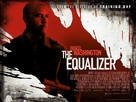 The Equalizer - British Movie Poster (xs thumbnail)